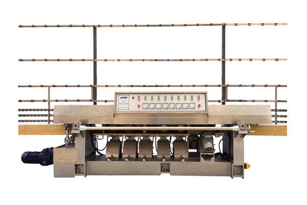 GY7 Glass straight-line pencil edging machine